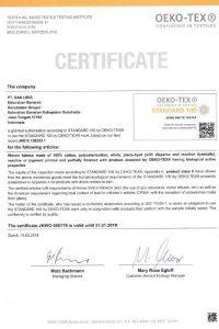 certificate DL-2